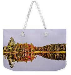 Mirror Of Beauty Weekender Tote Bag