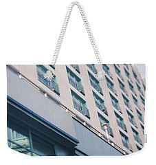 Mirrored Berlin Weekender Tote Bag