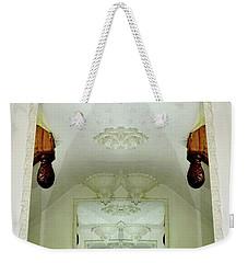 Mirrored Mirror Weekender Tote Bag by Lyle Crump