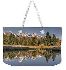 Mirrororrim Weekender Tote Bag