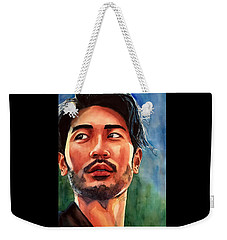 Mirrors Of Perception Weekender Tote Bag