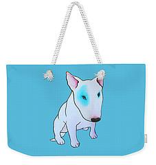 Mischievous Weekender Tote Bag