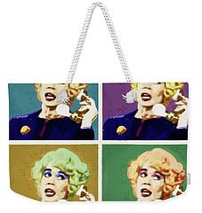 Miss Babs, Acorn Antiques Weekender Tote Bag