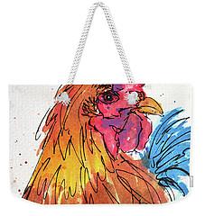 Miss Broody Weekender Tote Bag