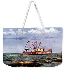 Miss Christy Weekender Tote Bag