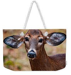 Miss Deer 1 Weekender Tote Bag