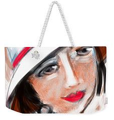 Miss Mary Weekender Tote Bag by Elaine Lanoue