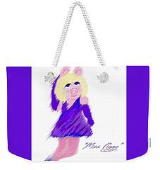 Miss Piggy Weekender Tote Bag