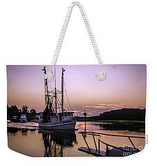 Miss Sandra Gail Weekender Tote Bag