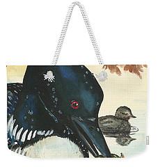 Miss Sunny Weekender Tote Bag