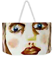 Missing Mirror Weekender Tote Bag
