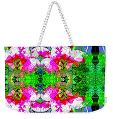 Missing Planet Weekender Tote Bag
