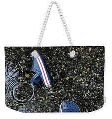 Missing Weekender Tote Bag