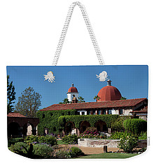 Mission Basilica Weekender Tote Bag