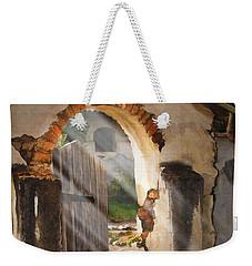 Mission Gate Weekender Tote Bag
