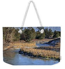 Mission Mountains Weekender Tote Bag