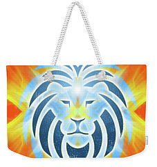 Mission Piece 2b Lions Gate Weekender Tote Bag