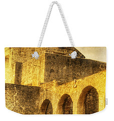 Mission San Jose San Antonio Texas Weekender Tote Bag