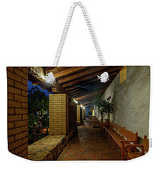 Mission San Luis Obispo Weekender Tote Bag