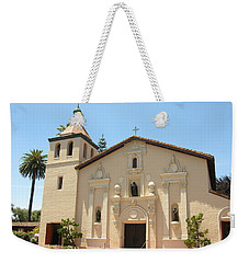Mission Santa Clara Weekender Tote Bag