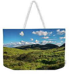 Mission Trails Grasslands Weekender Tote Bag