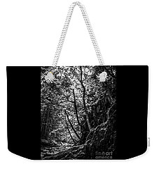 Missisquoi River In Vermont - 1 Bw Weekender Tote Bag