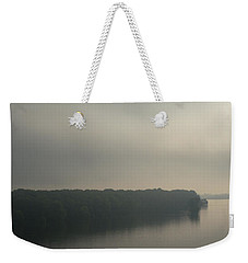 Mississippi River Morning Weekender Tote Bag