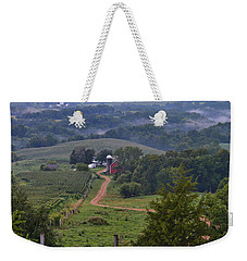 Mississippi River Valley 2 Weekender Tote Bag