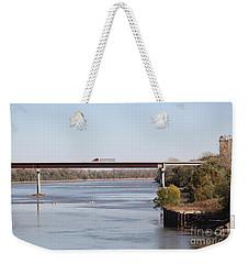 Missouri River At Boonville Weekender Tote Bag