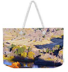 Missouri River Weekender Tote Bag