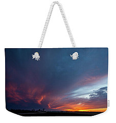 Missouri Sunset Weekender Tote Bag