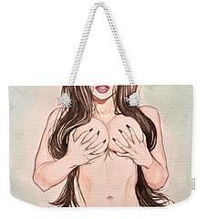 Missty Moore Weekender Tote Bag