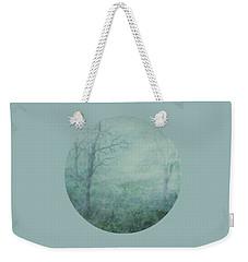 Mist On The Meadow Weekender Tote Bag