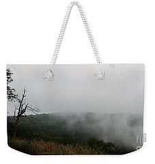 Mist On The Mountains Weekender Tote Bag