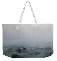 Mist Over The Third Tone From The Sun Weekender Tote Bag