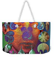 Mister Thalamophora Weekender Tote Bag