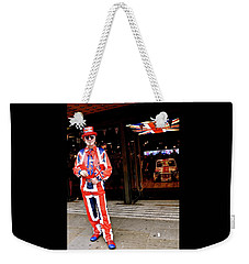 Mister United Kingdom Weekender Tote Bag