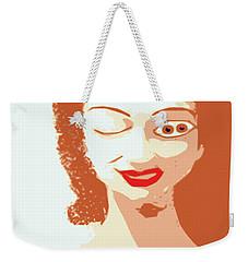 Mistress Of Duality Weekender Tote Bag