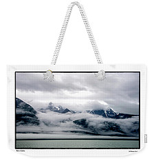 Mists Of Alaska Weekender Tote Bag