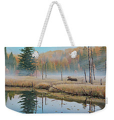 Mists Of Dawn Weekender Tote Bag