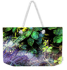 Misty Branches Weekender Tote Bag