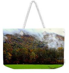 Misty Weekender Tote Bag