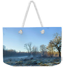 Misty Clearing Weekender Tote Bag