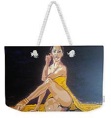 Misty Copeland Weekender Tote Bag