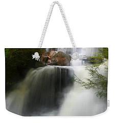 Misty Fall Weekender Tote Bag