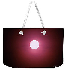 Misty Moon Weekender Tote Bag