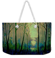 Misty Morning 2 Weekender Tote Bag