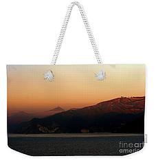 Misty Morning Catalina Island, California Usa Weekender Tote Bag