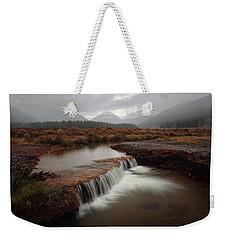 Misty Mountain Majesty  Weekender Tote Bag