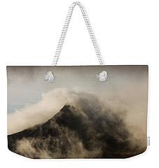 Misty Peak Weekender Tote Bag